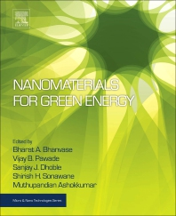 Nanomaterials for Green Energy - 1st Edition - ISBN: 9780128137314, 9780128137321