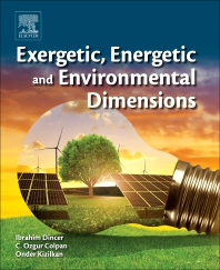 Cover image for Exergetic, Energetic and Environmental Dimensions