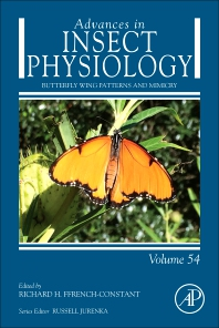 Cover image for Butterfly Wing Patterns and Mimicry