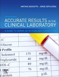 Cover image for Accurate Results in the Clinical Laboratory