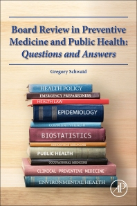 Cover image for Board Review in Preventive Medicine and Public Health