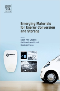 Emerging Materials for Energy Conversion and Storage - 1st Edition - ISBN: 9780128137949, 9780128137956