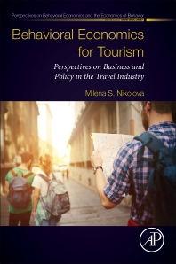Cover image for Behavioral Economics for Tourism