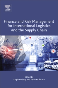 Cover image for Finance and Risk Management for International Logistics and the Supply Chain