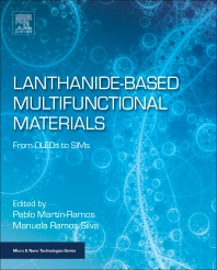 Cover image for Lanthanide-Based Multifunctional Materials