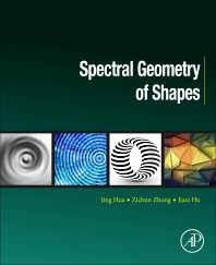 Cover image for Spectral Geometry of Shapes