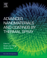Cover image for Advanced Nanomaterials and Coatings by Thermal Spray