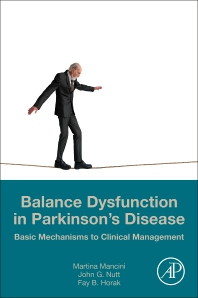 Cover image for Balance Dysfunction in Parkinson's Disease
