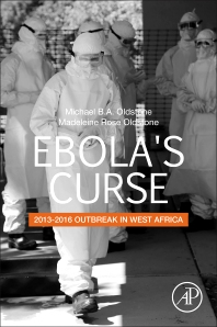 Book cover image for Ebola's Curse