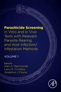 Parasiticide Screening - 1st Edition - ISBN: 9780128138908, 9780128138915