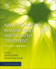 Cover image for Nanotechnology in Water and Wastewater Treatment
