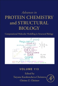 Cover image for Computational Molecular Modelling in Structural Biology