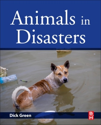 cover of Animals in Disasters - 1st Edition