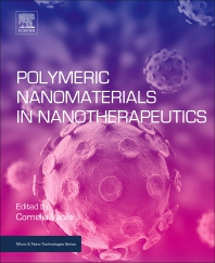 Cover image for Polymeric Nanomaterials in Nanotherapeutics