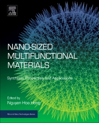 Cover image for Nano-sized Multifunctional Materials