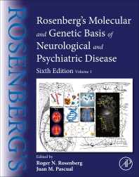 Cover image for Rosenberg's Molecular and Genetic Basis of Neurological and Psychiatric Disease
