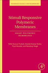 Cover image for Stimuli Responsive Polymeric Membranes