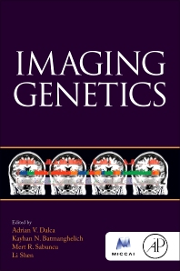 Cover image for Imaging Genetics
