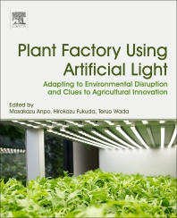 Cover image for Plant Factory Using Artificial Light