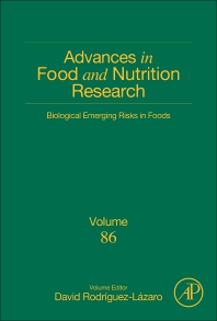 Cover image for Biological Emerging Risks in Foods