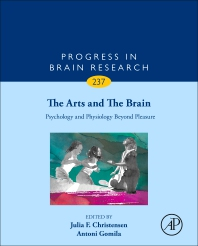 Cover image for The Arts and The Brain