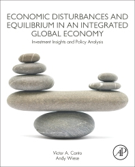 Cover image for Economic Disturbances and Equilibrium in an Integrated Global Economy