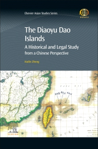 Cover image for The Diaoyu Islands