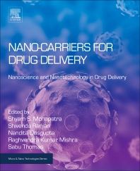 Nanocarriers for Drug Delivery - 1st Edition - ISBN: 9780128140338, 9780128140345