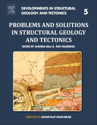 Cover image for Problems and Solutions in Structural Geology and Tectonics