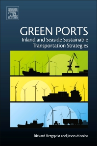 cover of Green Ports - 1st Edition