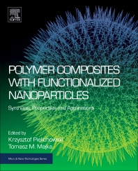 Cover image for Polymer Composites with Functionalized Nanoparticles