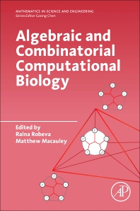 Cover image for Algebraic and Combinatorial Computational Biology