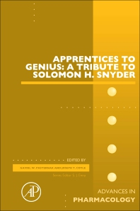 Cover image for Apprentices to Genius: A tribute to Solomon H. Snyder