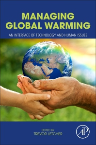 Managing Global Warming - 1st Edition - ISBN: 9780128141045, 9780128141052