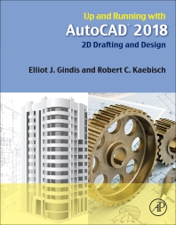 Cover image for Up and Running with AutoCAD 2018