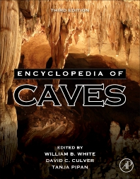Cover image for Encyclopedia of Caves