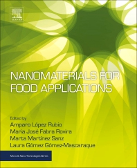Cover image for Nanomaterials for Food Applications