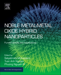 Noble Metal-Metal Oxide Hybrid Nanoparticles - 1st Edition - ISBN: 9780128141342, 9780128141359
