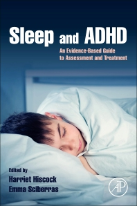Cover image for Sleep and ADHD