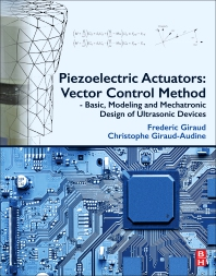 Cover image for Piezoelectric Actuators: Vector Control Method