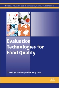 Cover image for Evaluation Technologies for Food Quality