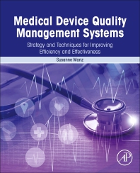 Cover image for Medical Device Quality Management Systems