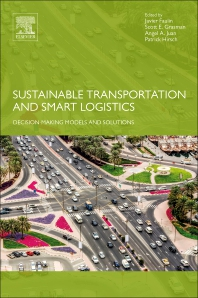 cover of Sustainable Transportation and Smart Logistics - 1st Edition