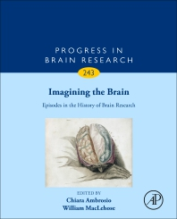 Cover image for Imagining the Brain: Episodes in the History of Brain Research