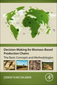 Cover image for Decision-Making for Biomass-Based Production Chains