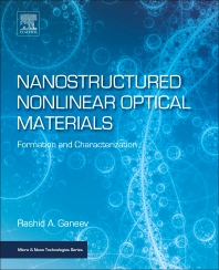 Cover image for Nanostructured Nonlinear Optical Materials