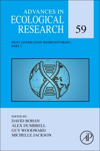 cover of Next Generation Biomonitoring: Part 2, Volume 59 - 1st Edition