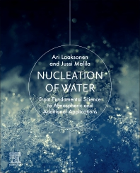 Cover image for Nucleation of Water