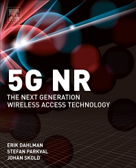 Cover image for 5G NR – The Next Generation Wireless Access Technology