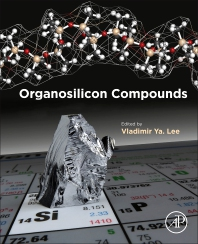 cover of Organosilicon Compounds, Two volume set - 1st Edition
